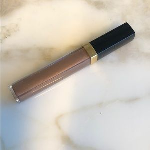 New Chanel Rouge Coco Lip Gloss 808